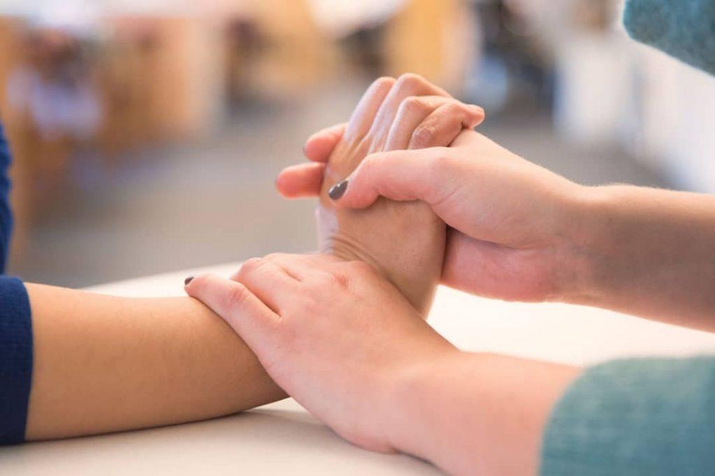 فیزیوتراپی در شکستگی مچ دست